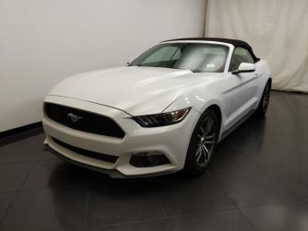 2017 Ford Mustang EcoBoost Premium - 1190124473