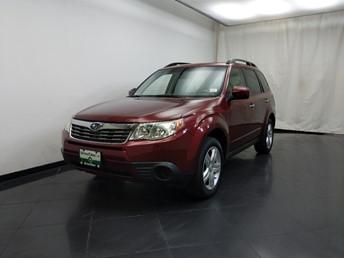 2010 Subaru Forester 2.5 X Premium - 1190124521