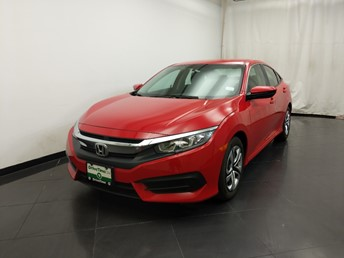 2016 Honda Civic LX - 1190124523