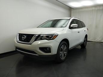 Used 2017 Nissan Pathfinder