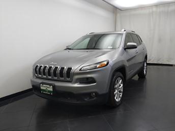 2014 Jeep Cherokee Latitude - 1190124545