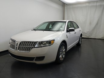 Used 2011 Lincoln MKZ