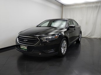 2017 Ford Taurus Limited - 1190124578