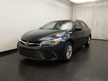 2015 Toyota Camry LE - 1190124594