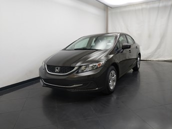 2014 Honda Civic LX - 1190124599