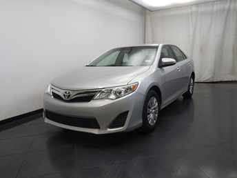 2013 Toyota Camry LE - 1190124608