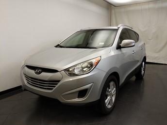 2012 Hyundai Tucson GLS - 1190124609