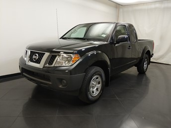 2017 Nissan Frontier King Cab S 6 ft - 1190124665