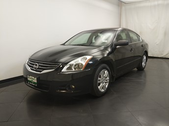 Used 2012 Nissan Altima