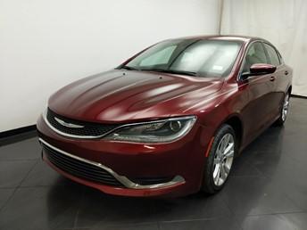 2015 Chrysler 200 Limited - 1190124684