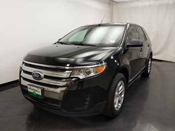 Used 2012 Ford Edge