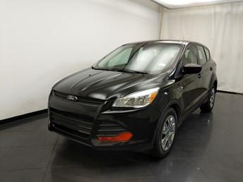 2014 Ford Escape S - 1190124819