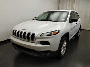 2014 Jeep Cherokee Sport - 1190124822