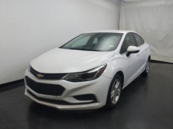 2017 Chevrolet Cruze LT - 1190124856