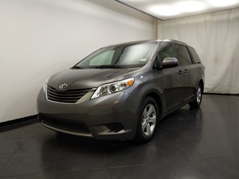 2016 Toyota Sienna LE - 1190124884