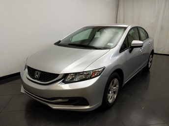 2014 Honda Civic LX - 1190124885
