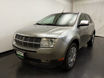 2008 Lincoln MKX  - 1190124894