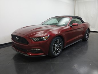 2017 Ford Mustang EcoBoost Premium - 1190124962