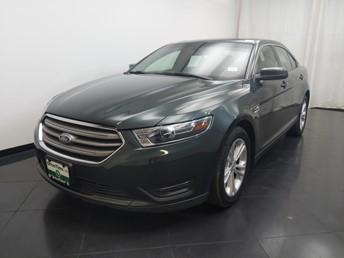 2016 Ford Taurus SEL - 1190124985