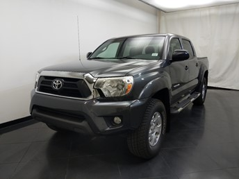 2013 Toyota Tacoma Double Cab PreRunner 5 ft - 1190124991