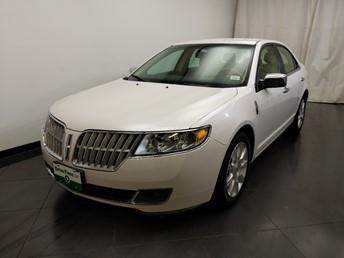 2011 Lincoln MKZ  - 1190125065