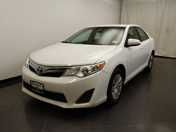 2012 Toyota Camry LE - 1190125073