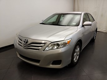 2011 Toyota Camry LE - 1190125115