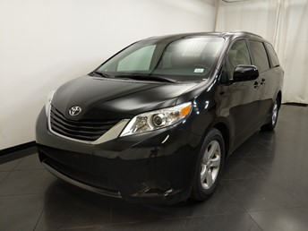 2017 Toyota Sienna LE - 1190125151