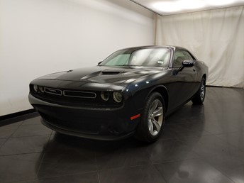 Used 2017 Dodge Challenger