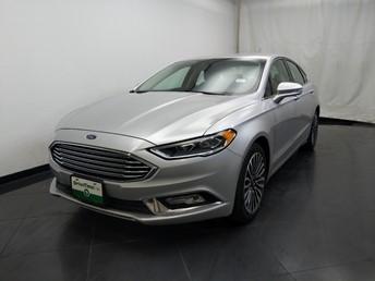 2017 Ford Fusion SE - 1190125179