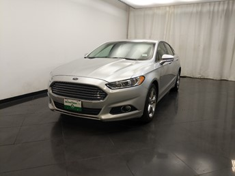 2015 Ford Fusion SE - 1190125180