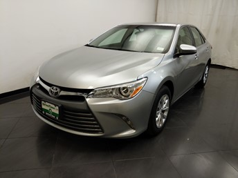 2015 Toyota Camry LE - 1190125226