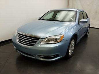 2014 Chrysler 200 Touring - 1190125308