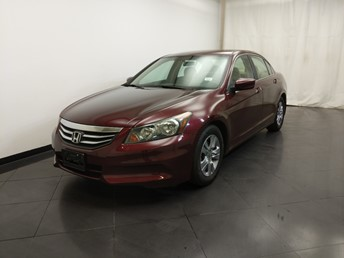2012 Honda Accord LX-P - 1190125351