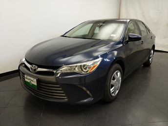 2015 Toyota Camry LE - 1190125358