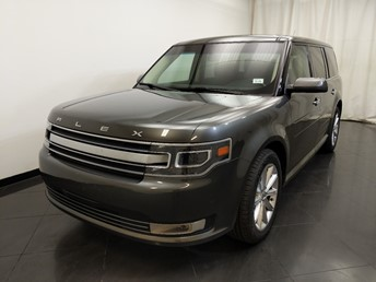 Used 2017 Ford Flex