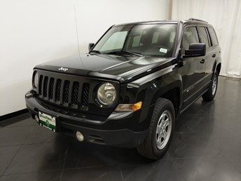 2016 Jeep Patriot Sport - 1190125418