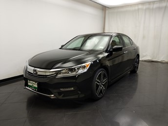 2017 Honda Accord Sport - 1190125443