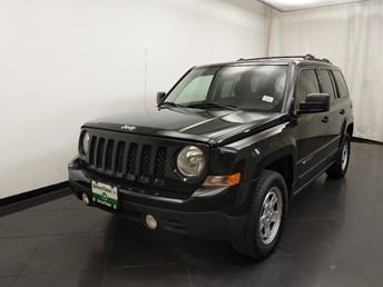 Used 2013 Jeep Patriot
