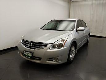 2012 Nissan Altima 2.5 S - 1190125523