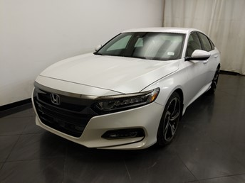 2018 Honda Accord Sport - 1190125578