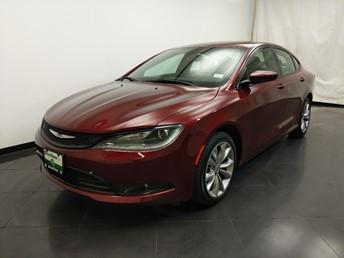 2015 Chrysler 200 200S - 1190125796