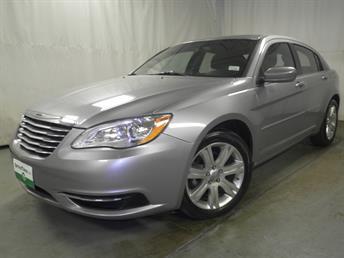 2013 Chrysler 200 - 1230023628