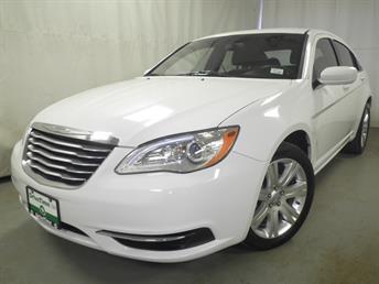 2013 Chrysler 200 - 1230023827