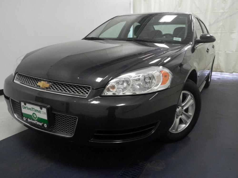 2014 Chevrolet Impala Limited - 1230024896