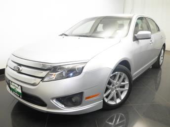 2012 Ford Fusion - 1230025106
