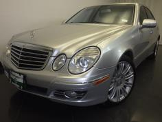 2008 Mercedes-Benz E 550 4MATIC