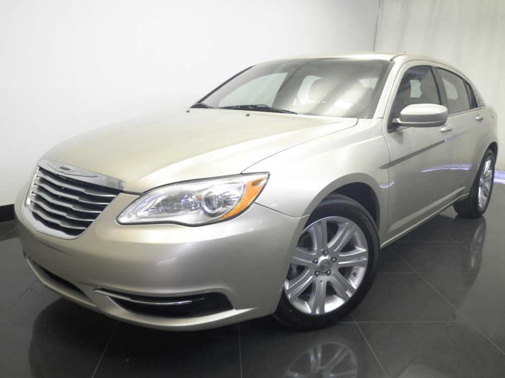 2013 Chrysler 200 - 1230026028