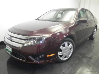 2011 Ford Fusion - 1230026312