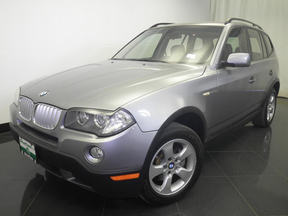 2007 BMW X3 - 1230026351